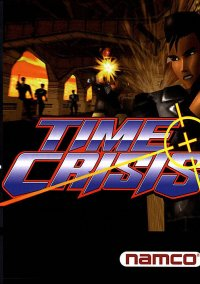Time Crisis – фото обложки игры