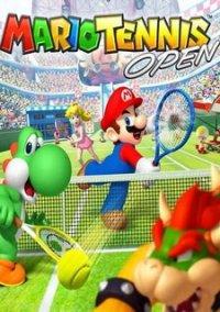 Mario Tennis Open – фото обложки игры