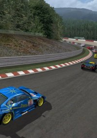 Обложка GTR: FIA GT Racing Game