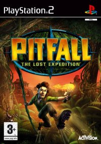 Обложка Pitfall: The Lost Expedition