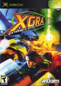 Обложка XGRA: Extreme-G Racing Association
