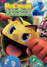 Обложка Pac-Man and the Ghostly Adventures 2