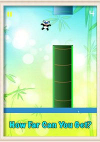 Обложка Panda Hipster - Challenging Bamboo Adventure