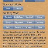 Скриншот Fifteen Puzzle