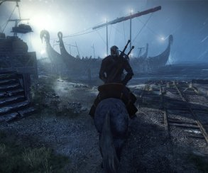 В The Witcher 3 наиграли 1770 лет