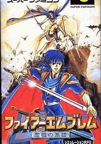 Fire Emblem: Seisen no Keifu – фото обложки игры