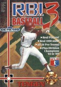 Обложка RBI Baseball 3