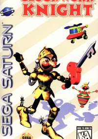 Clockwork Knight – фото обложки игры