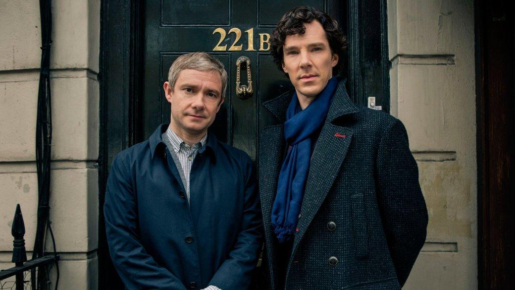Спойлер: авторы «Шерлока» рассказали о злодее из четвертого сезона - Изображение 1