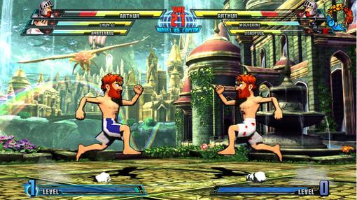 Обзор Marvel vs. Capcom 3: Fate of Two Worlds. Схватка двух йокодзун - Изображение 7