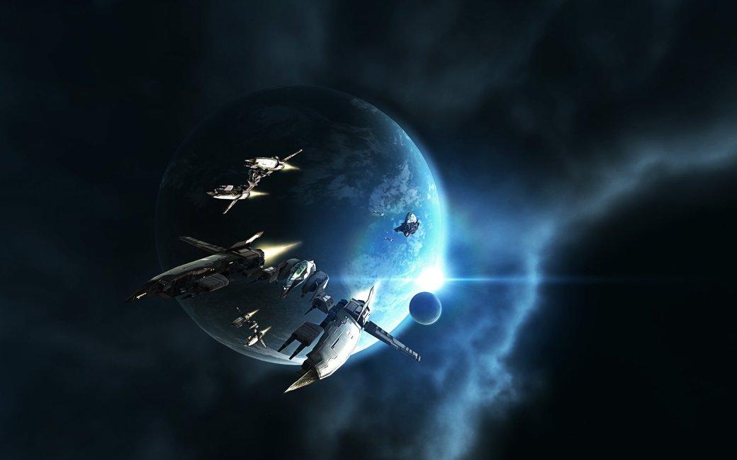 Рецензия на Eve Online - Изображение 1
