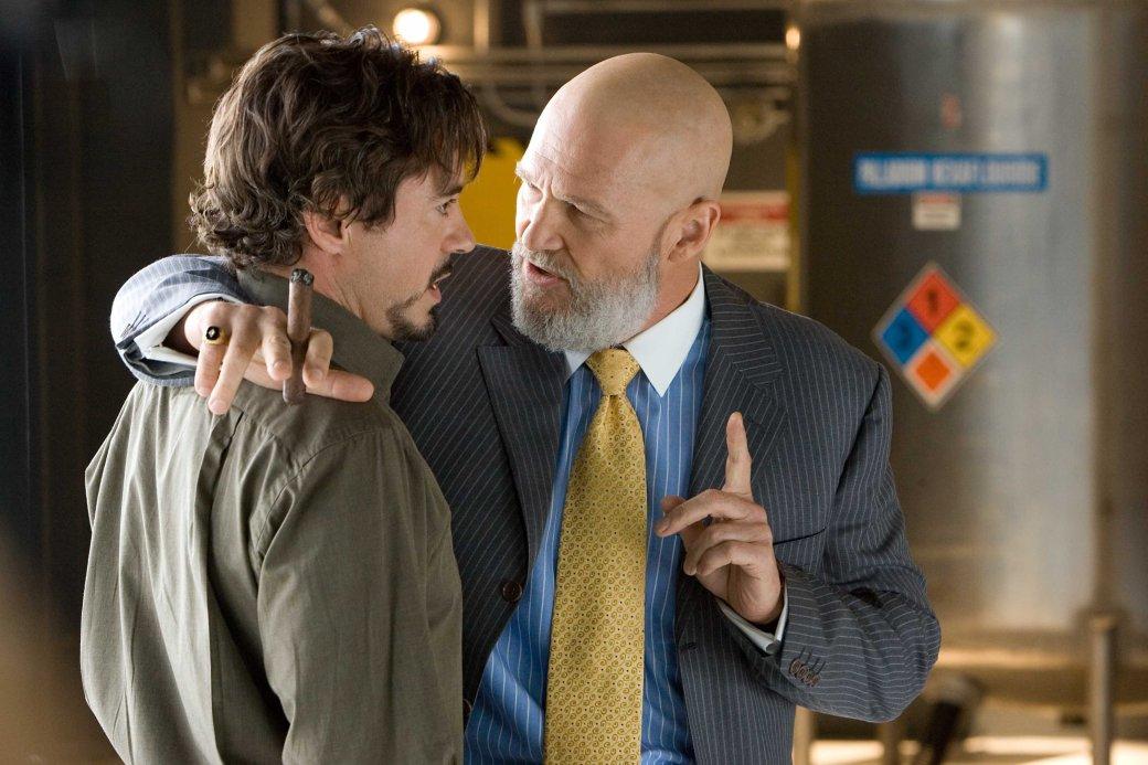 Джефф Бриджес снимался в «Железном человеке»без сценария. - Изображение 1