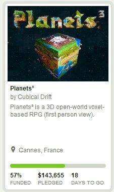 Гость с Kickstarter: Planets³. - Изображение 26