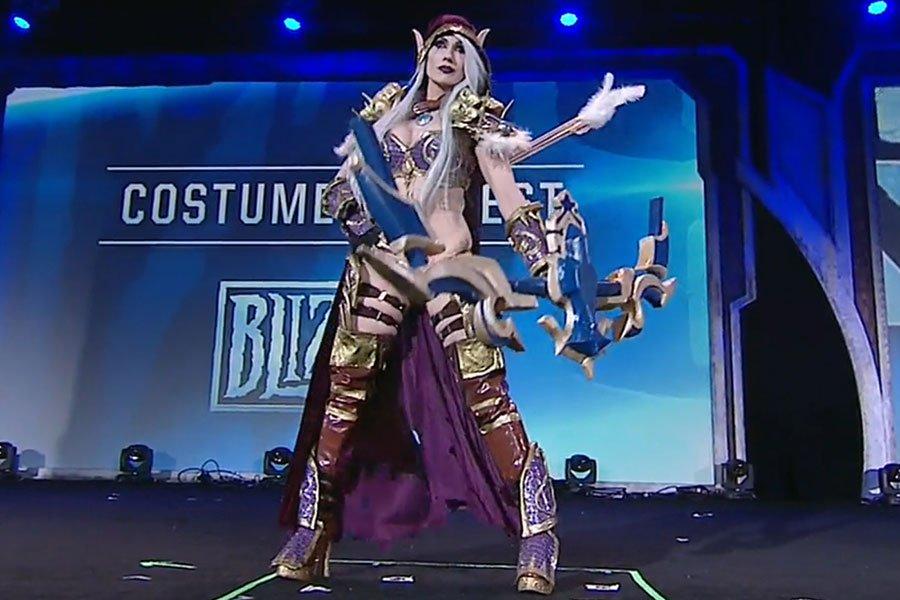 BlizzCon 2014. Конкурс костюмов - Изображение 38