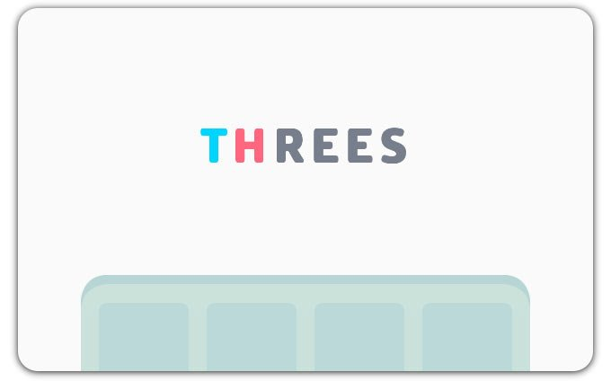 Мобильный пазл Threes! клонируют по 15 раз в день. - Изображение 1