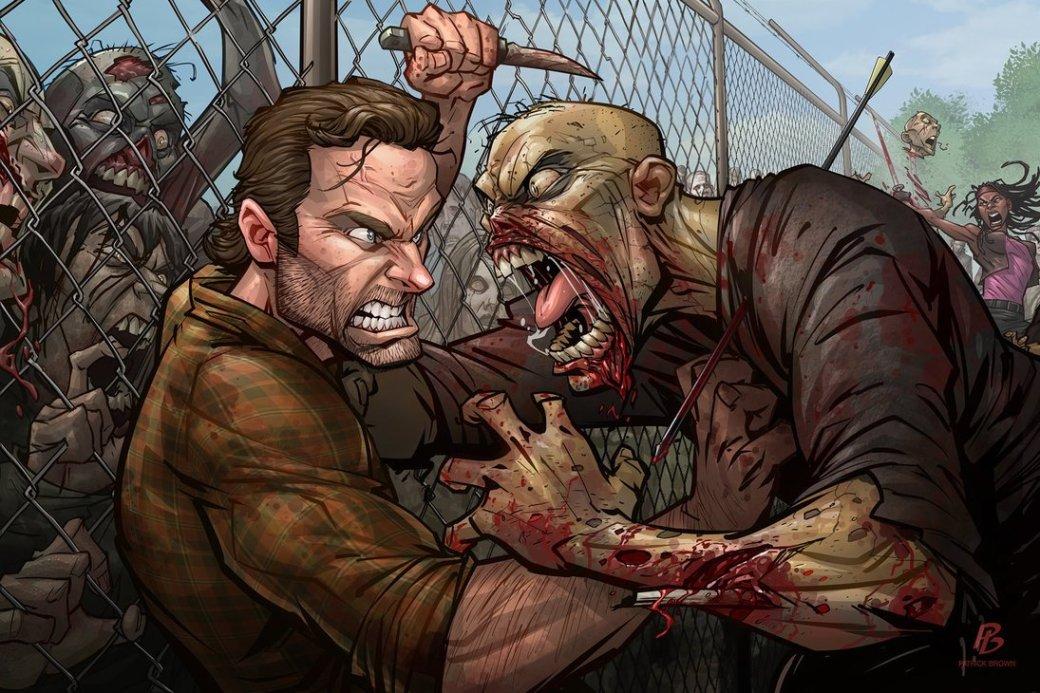 Кто лучше убивает героев: «Ходячие мертвецы» или «Игра Престолов»? - Изображение 8