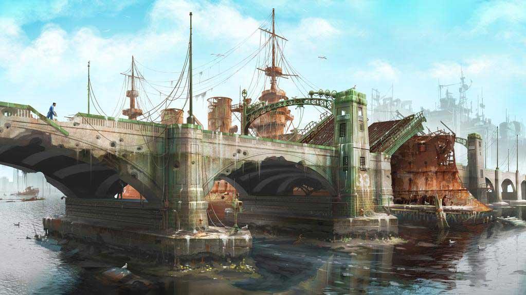 Лучший арт мира Fallout - Изображение 14
