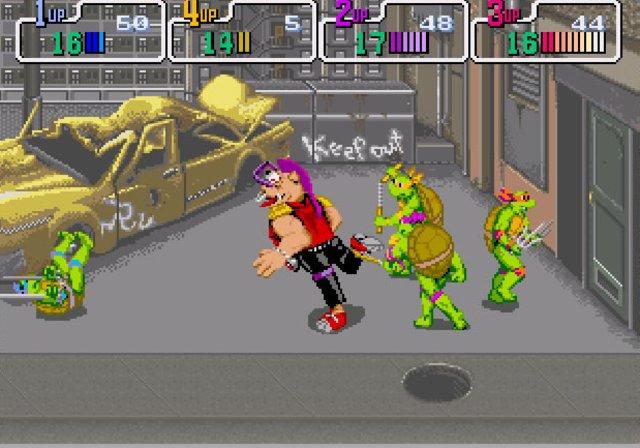 Ломай их полностью: эволюция жанра beat 'em up - Изображение 8