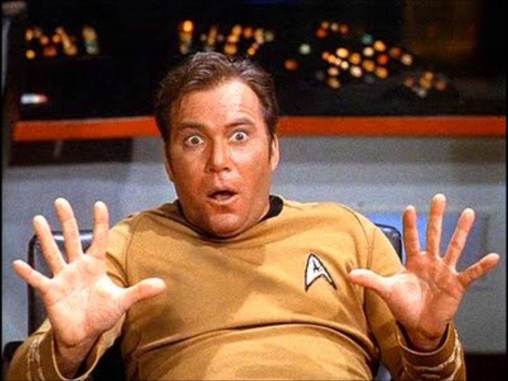 В первом фильме по Star Trek капитан Кирк чуть не подрался с Иисусом - Изображение 1