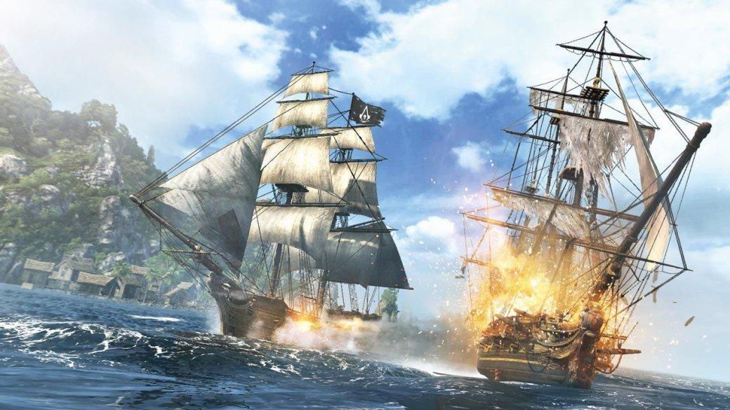 Обзор Assassin's Creed 4: Black Flag (Sorcastic Blog). - Изображение 4