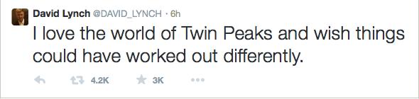 Дэвид Линч не будет снимать продолжение сериала «Твин Пикс» - Изображение 4