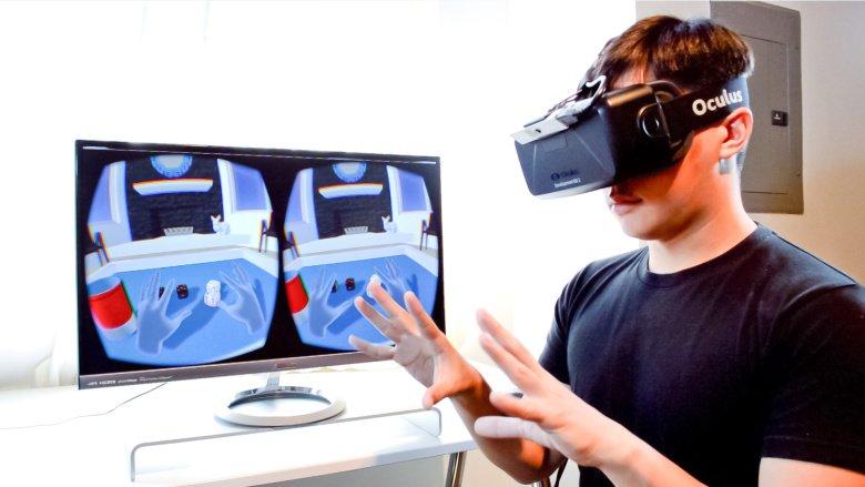 Nimble Sense вернет руки в виртуальную реальность. - Изображение 1