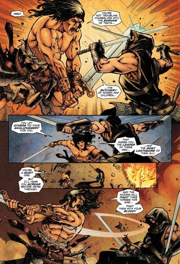 5 комиксов, похожих на«Игру престолов». - Изображение 6