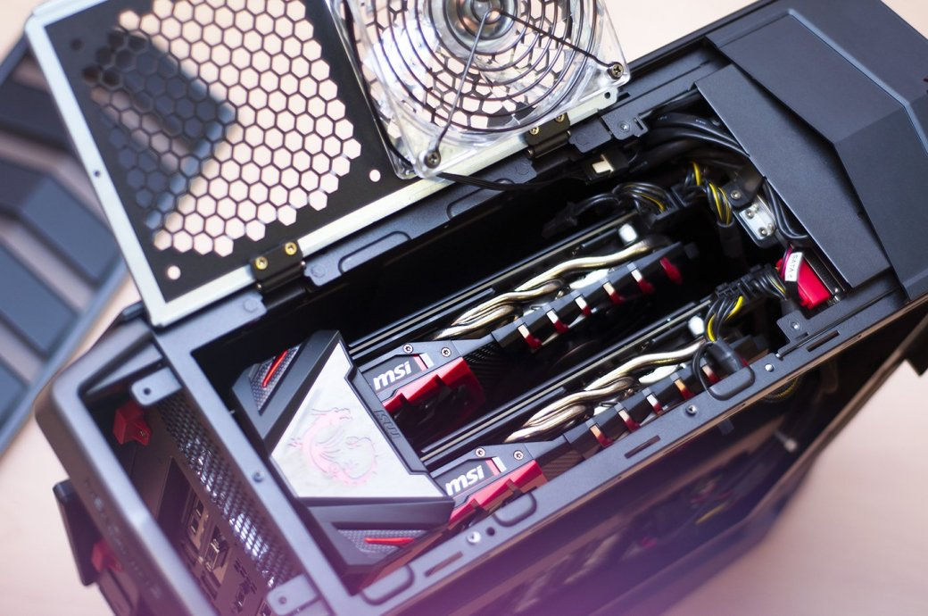 MSI Aegis Ti— мощный игровой PCсбольшим потенциалом для апгрейда - Изображение 4
