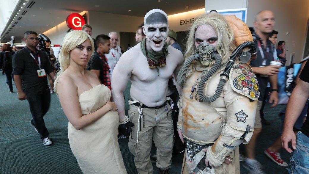 Лучший косплей Comic-Con 2015 - Изображение 83