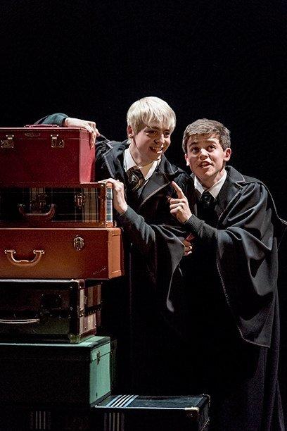 «Гарри Поттер и Проклятое Дитя» от переводчика «Росмэн» - Изображение 11