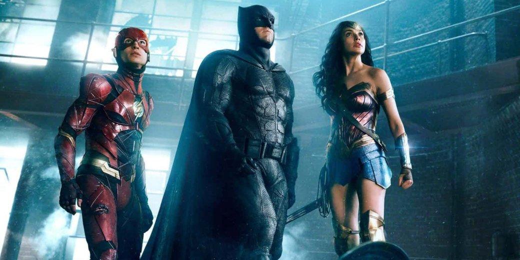 Warner Bros показала на CinemaCon «Лигу», «Аквамена» и «Чудо-женщину» - Изображение 1