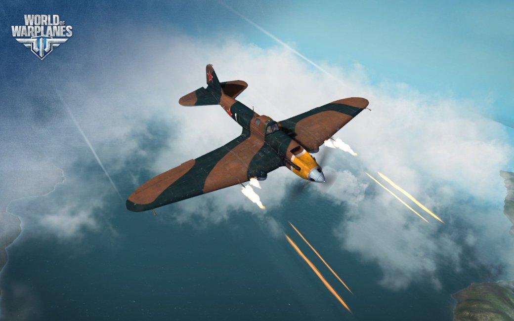 Небо и земля: World of Warplanes на КРИ 2012 - Изображение 5