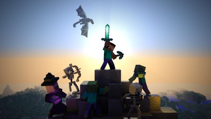 В Minecraft появится абсолютный кросс-плей  - Изображение 1