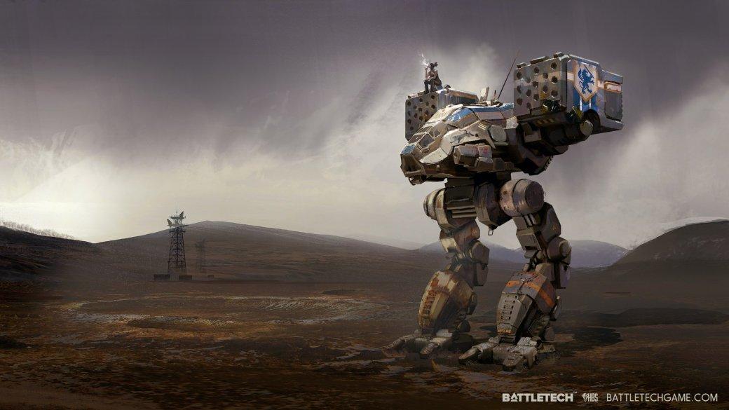 Новая BattleTech вышла на Kickstarter, собран почти миллион долларов - Изображение 7