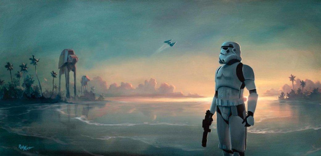 Рецензия на «Изгой-один: Звёздные войны. Истории». - Изображение 7
