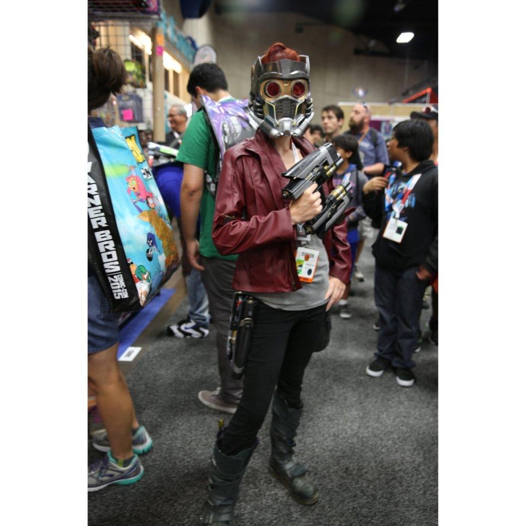 Лучший косплей Comic-Con 2015 - Изображение 96