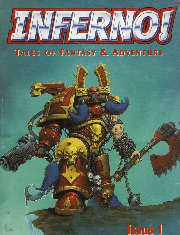 Самые крутые комиксы по Warhammer 40.000. - Изображение 4