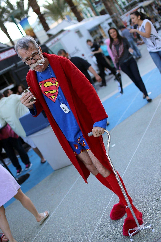 Десятка самых нелепых костюмов с Comic-Con 2013. - Изображение 2