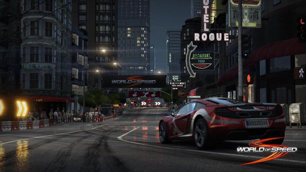 Гонщик из трейлера World of Speed остановился на Красной площади - Изображение 1