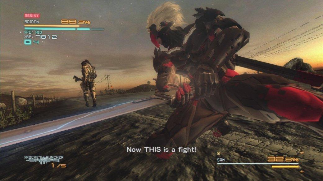 Metal Gear Rising: Revengeance - Сверхскоростной Боевик  - Изображение 3