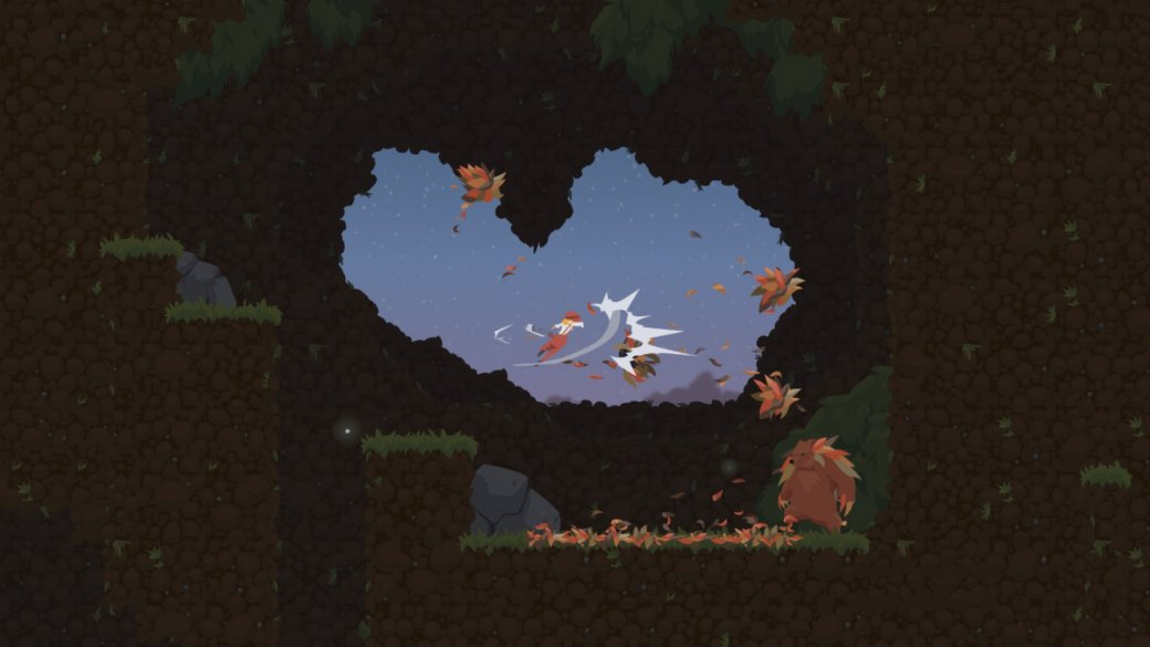 Инди-игры за неделю: Dustforce, Unstoppable Gorg и Storm in a Teacup. - Изображение 1
