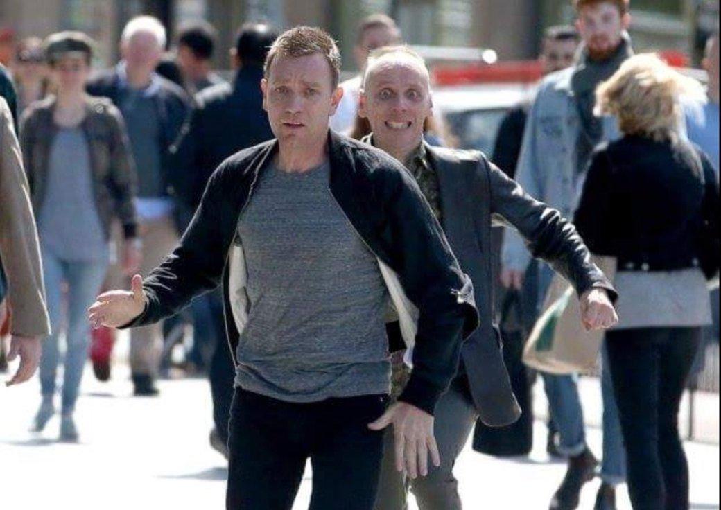 Новые фото «На игле 2»: Рыжий и Обрубок до сих пор бегут! - Изображение 1