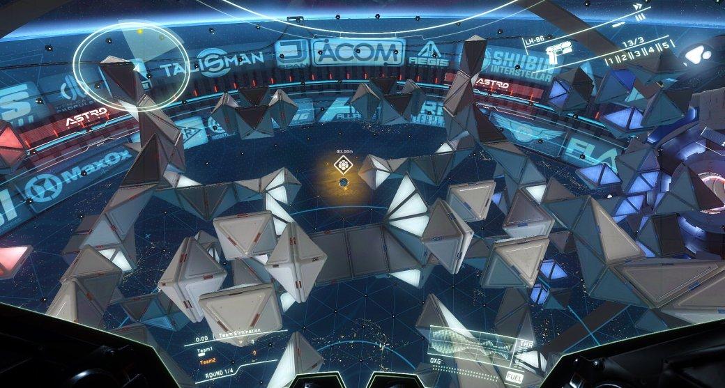 В FPS-части Star Citizen будет спорт в невесомости из «Игры Эндера» - Изображение 6
