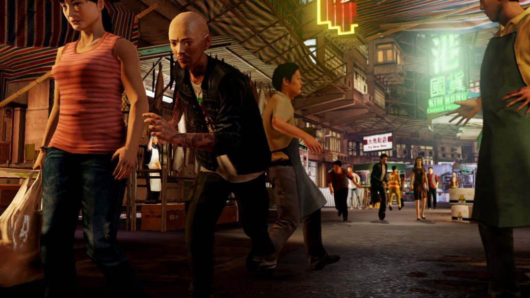 E3: Sleeping Dogs - наши впечатления - Изображение 1