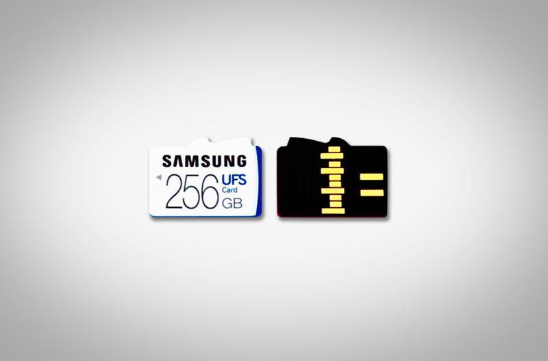 Samsung представила революционный формат flash-карт UFS - Изображение 2
