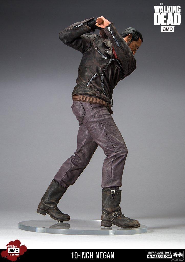 Новая статуя Негана из «Ходячих мертвецов» использует образ из сериала - Изображение 4