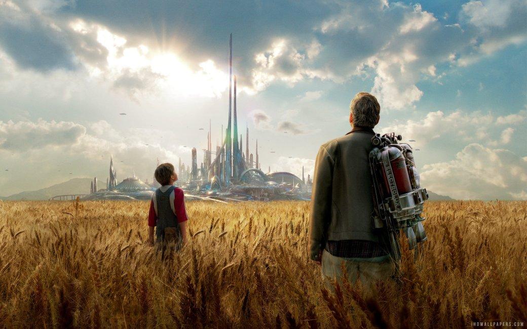 Рецензия на «Землю будущего» - Изображение 2
