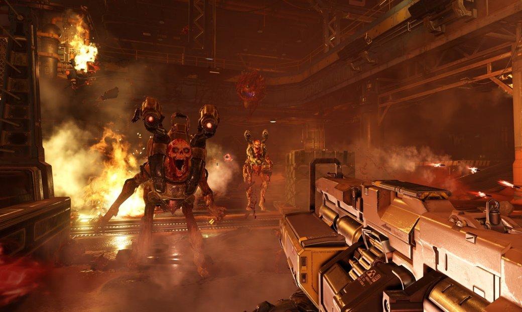 Пресса похвалила кампанию Doom и раскритиковала мультиплеер - Изображение 1