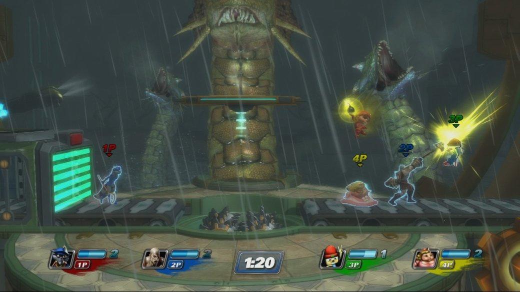 Новое созвездие: впечатления от PlayStation All-Stars: Battle Royale - Изображение 3