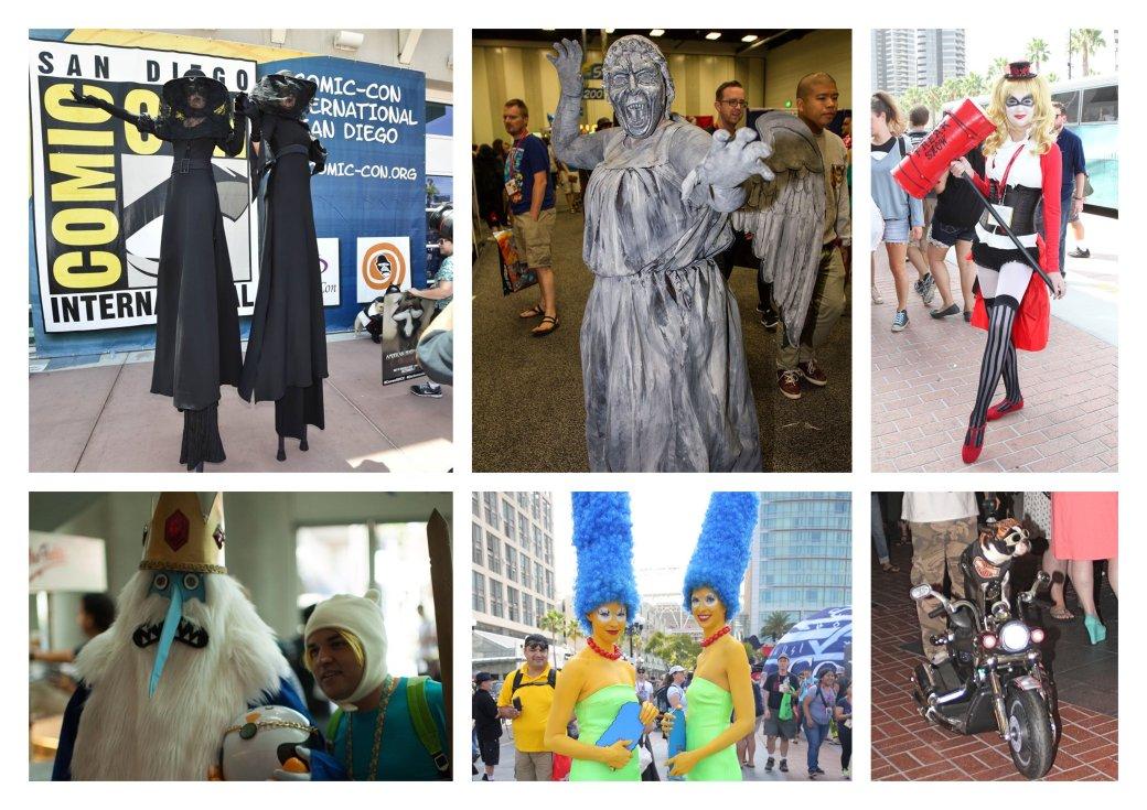 Косплей Comic-Con - Изображение 31